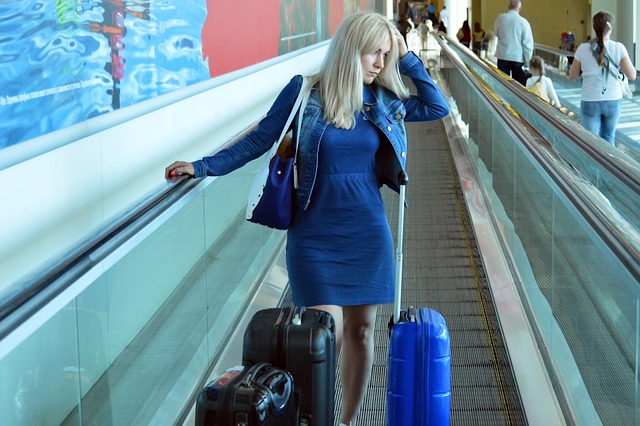 Travel anxiety, test anxiety, fear of flying - Get help with CBD