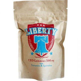 Liberty CBD Gummies Full Spectrum