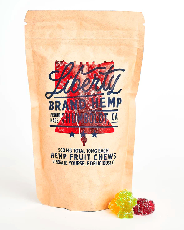 Liberty CBD Gummies