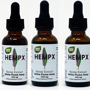 Evo Hemp Drops Hemp Oil Extract with CBD Full Spectrum