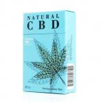 Relax with the smooth Natural CBD hemp smoke