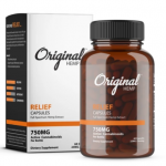 Loaded with naturally occurring cannabinoids and proven supplements, this formula blasts discomfort