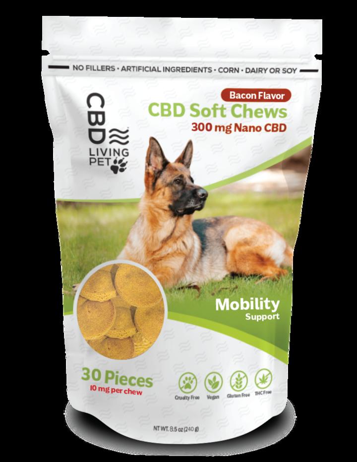 CBD Living Pet Dog Treats