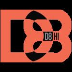D8-Hi Logo